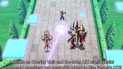 Yu-gi-oh Arc-v Episode 145 English Subbedat