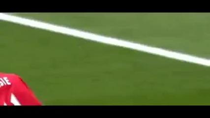 Сеск Фабрегас срещу Блекбърн ( 4 асистенций и 1 гол)