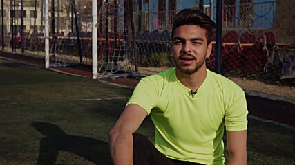 Egyptian goalkeeper back making saves after losing four fingers