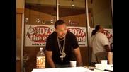 Sean Paul So Fine at 107.9 radio station