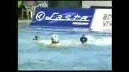 Water Polo World League 07 Serbia Italia