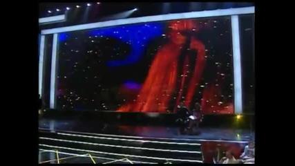 Katarina Didanović - Milo moje (Zvezde Granda 2011_2012 - Emisija 17 - 28.01.2012)