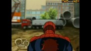 Ultimate Spider Man Е02 Бг аудио