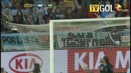 argentina 3:1 mexico
