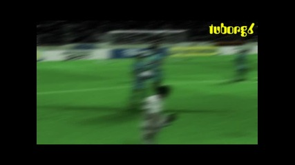 Фифа10 Роналдо vs Марсилия :p~~~:d