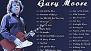 Gary Moore Greatest Hits - Gary Moore Best Songs - Guitar Solos