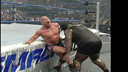 Rey Mysterio vs. Kurt Angle – World Heavyweight Title Match: SmackDown, April 28, 2006 (Full Match)