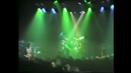 Accept Live at Solothurner Rockfestival part 2 1981