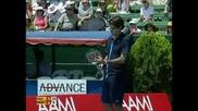 Тенис Класика : Перфектен Прехвърлящ Удар