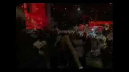 Lil Jon, Ying Yang Twins, Petey Pablo, Terror Squad and Fat Joe (live)