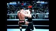 Jeff Hardy Vs Randy Orton - Wwe Title - Svr 08
