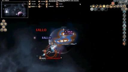 Dark Orbit Espana 2 naяanjasx[meci] Killing All !!!