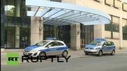 Germany: Al Jazeera journalist held in this Berlin police station