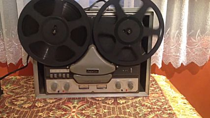 Revox G36 Dido white flag test