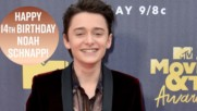 All the Noah Schnapp cameos you never knew about