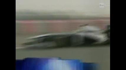 Мексиканецът Перес е най - бърз в третия ден от тестовете в Барселона