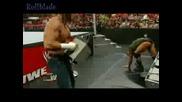 Triple H vs. Randy Orton