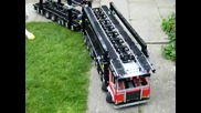 Голям автовоз на Lego