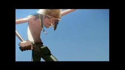 Gorilaz - Dirty Harry (video)
