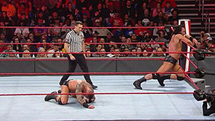 Randy Orton vs. Drew McIntyre: Raw, Jan. 20, 2020 (Full Match)