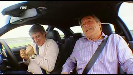 Fifth Gear - Bmw M3 срещу Mercedes - Benz C63 Amg (18x01)