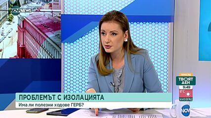 Любен Дилов-син: Кацаров е заложил е прекалено много вражди и амбиция