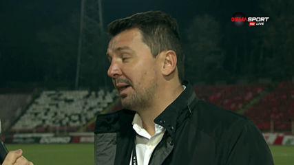 Крушчич: Спокоен съм за позицията си в ЦСКА