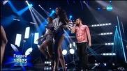 Георги Бенчев - весела песен - X Factor Live (26.01.2015)