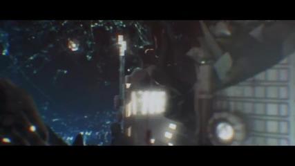 Страхотна! Linkin Park ft. Steve Aoki - A Light That Never Comes ( Официално видео )