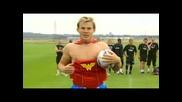 Soccer - Best Of The Crossbar Challenge