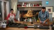 Телешка супа с боб и гъби - Бон Апети (07.02.2017)