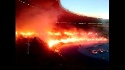Sk Rapid Wien vs Fc Liverpool - хореография [www.keepvid.com]