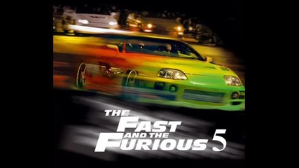 fast and furious- with a five