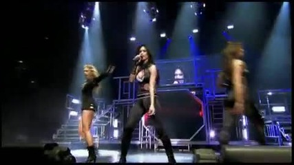 The Pussycat Dolls - I Don_t Need A Man (live)