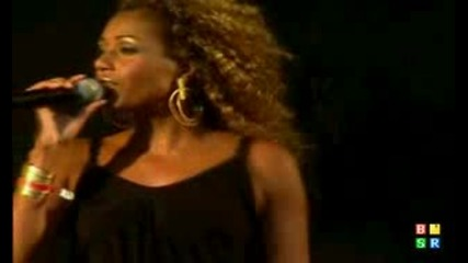Ida Corr - let me think about it NRJ in the park 2008 live