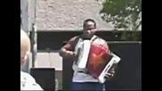 Dwayne Dopsie and The Zydeco Hellraisers - Hey Joe