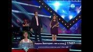 Виктория Цанкова - Големите надежди 1/4-финал - 14.05.2014 г.
