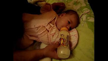 Tereza- nai- sladkoto bebche