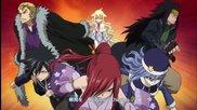 Fairy Tail 178 /бг субс/ Върховно Качество
