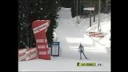 Биатлон: Французин стана световен шампион в преследването