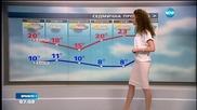 Прогноза за времето (09.04.2016 - сутрешна)