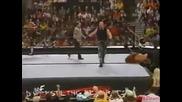 X - Factor vs. Raven & Justin Credible w/ Terri - Wwf Heat 28.10.2001