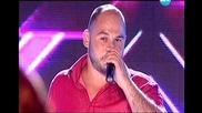 Бисер Иванов Отново В X Factor 17.09.2013 Смях