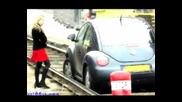 10 - те Най - некадърни жени шофьори !!!