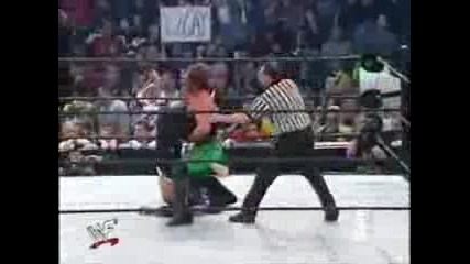 Chris Jericho Vs Matt Hardy With Lita !