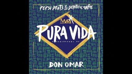 [премиера]don Omar - Pura Vida(аудио)