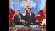 Най - яките гафове в Новогодишното шоу на Господари на ефира - 31.12.2008 (част 1)