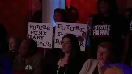Америка откри талант - Future Funk 5,9 - На първо прослушване