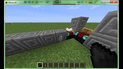 Minecraft-как се прави Torch № 5 еп