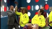 Иниеста Cura една Меси - Ат. Билбао срещу Барселона